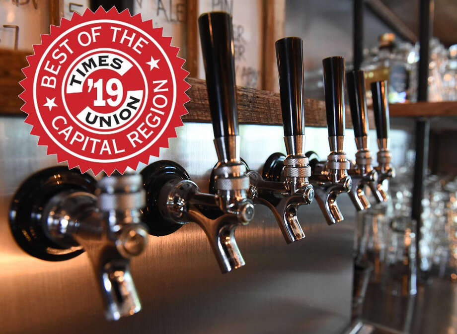 See which breweries Capital Region residents prefer in the Best of the Capital Region 2019 readers poll. Photo: Times Union
