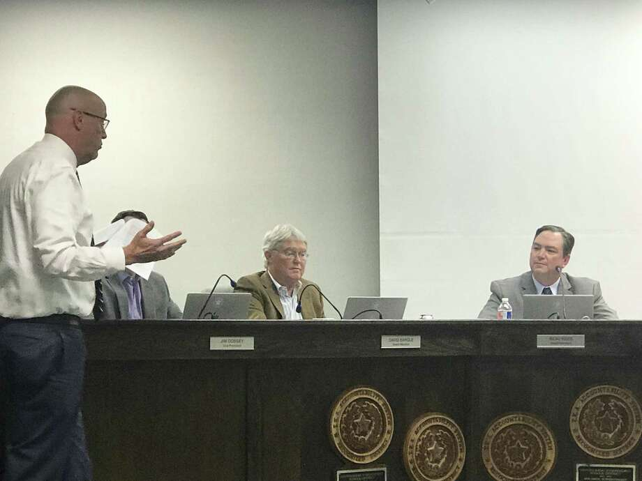 Montgomery ISD will discuss and take possible action on a proposed update to the intradistrict transfer policy in April. Photo: Meagan Ellsworth / Meagan Ellsworth