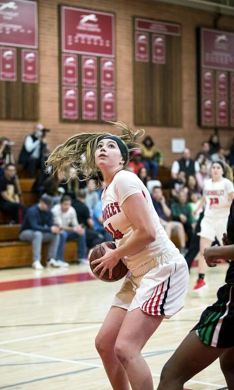 Ali Bamberger of Carondelet-Concord is The Chronicle's�Contra Costa/Tri Valley All-Metro PLayer of the Year for 2019.