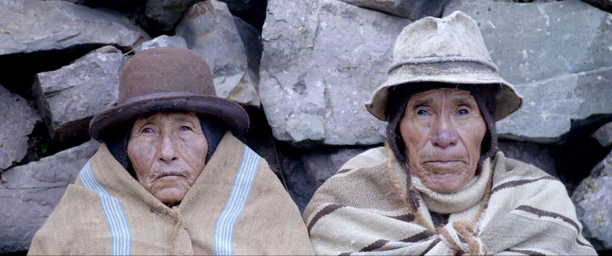 The Peruvian film 'Winaypacha' is in the Aymara language.