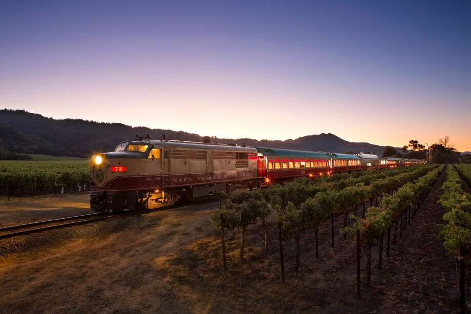 A murder mystery set during 1920s Prohibition hits the Napa Valley Wine Train railway this year. Photo: Courtesy Of The Napa Valley Wine Train