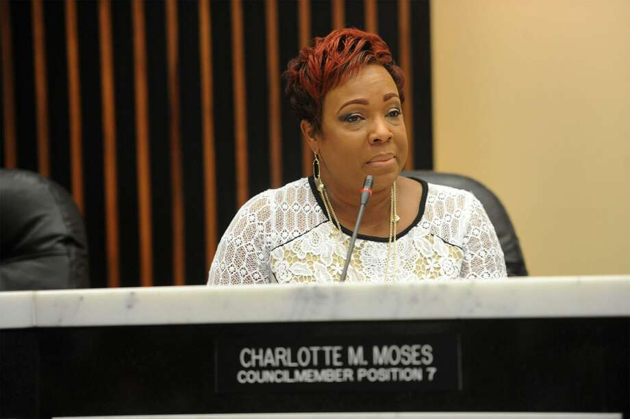 Charlotte Moses Council Member Position 7 Photo taken Wednesday, July 06, 2016 Guiseppe Barranco/The Enterprise Photo: Guiseppe Barranco / Guiseppe Barranco / Guiseppe Barranco/The Enterprise