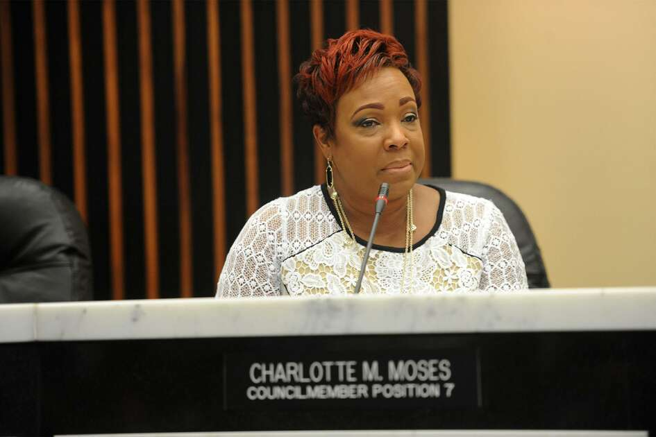 Charlotte Moses Council Member Position 7 Photo taken Wednesday, July 06, 2016 Guiseppe Barranco/The Enterprise