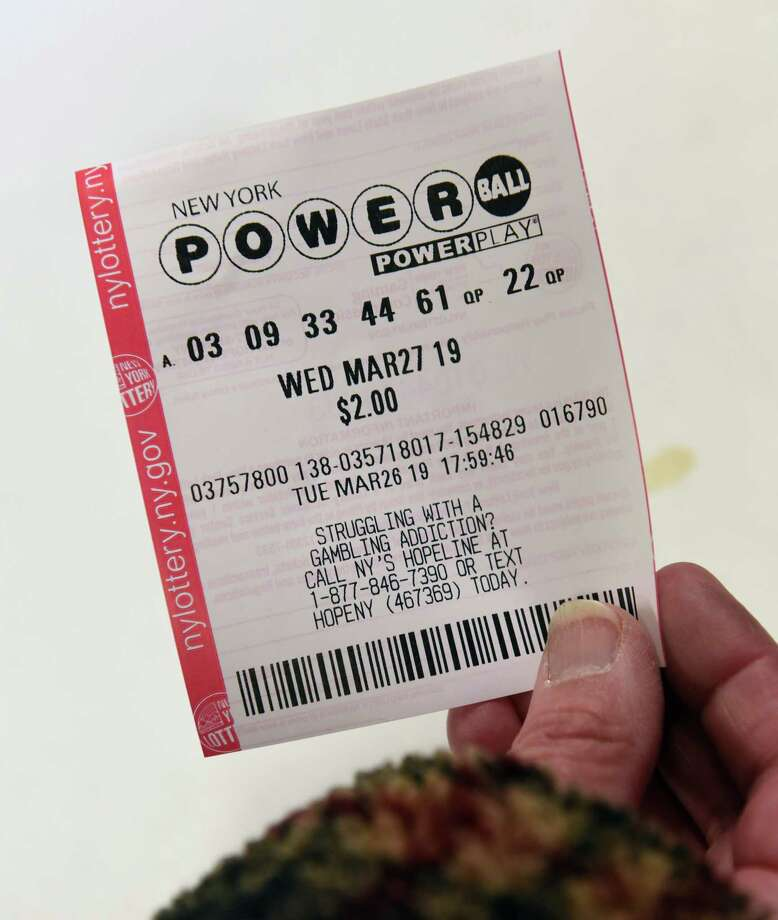 Fourth Largest Powerball Jackpot To Be Drawn Tonight Connecticut Post