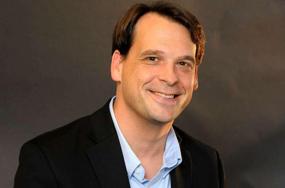 Matt DeRienzo is vice president of news at Hearst Connecticut Media. Photo: /
