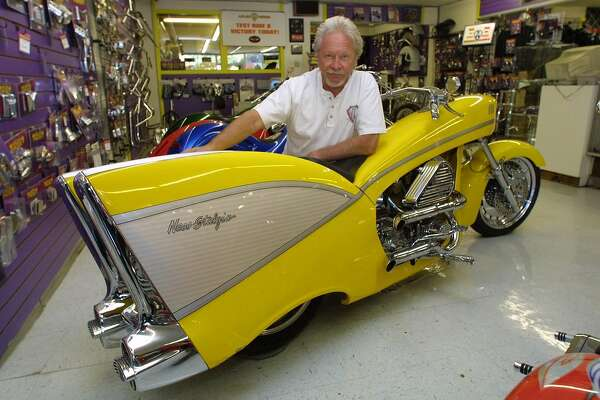 Arlen Ness The King Of Custom Motorcycles Dies Sfchronicle Com
