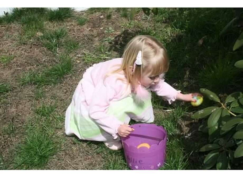 The annual egg hunt will take place April 20 at the Center at Fairfield. Photo: Contributed Photo