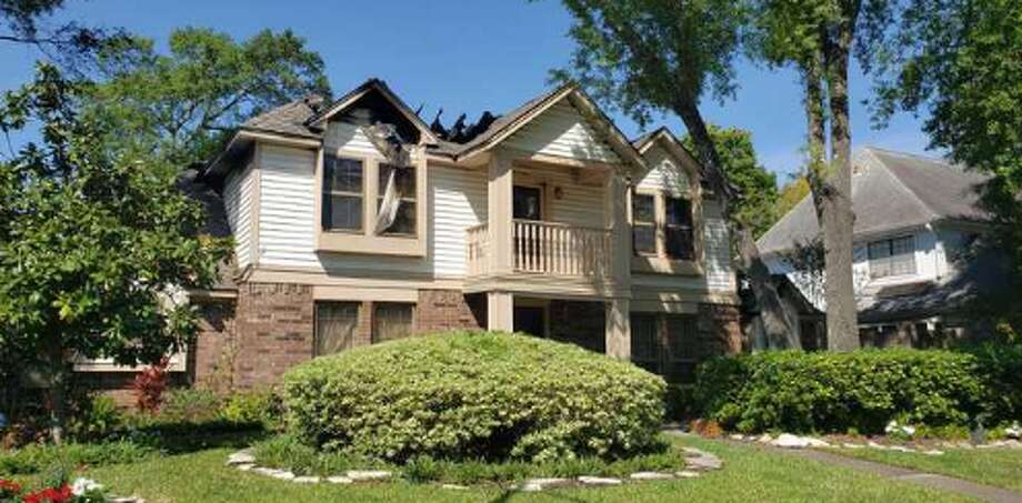 Fire damages house belonging to widow of Challenger astronaut Ron McNair