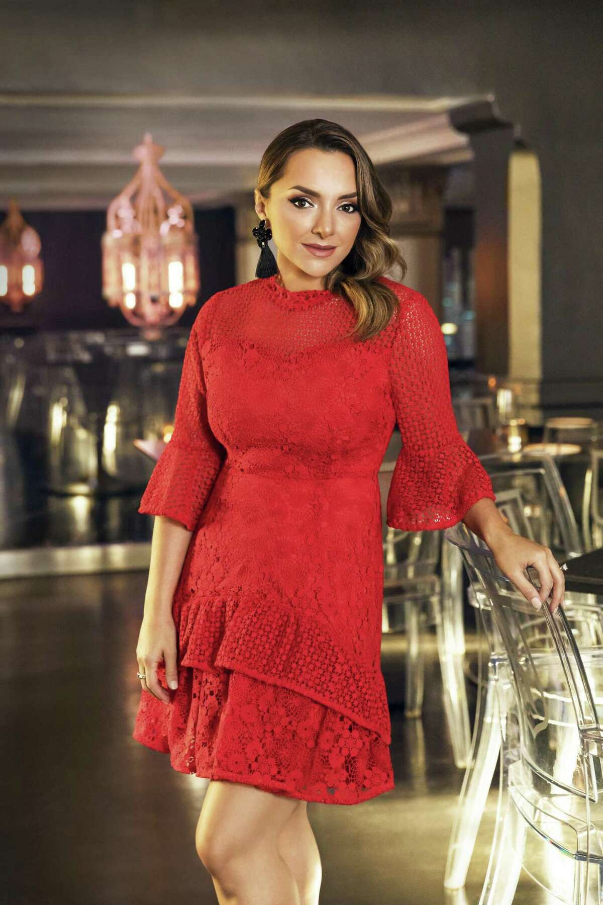 Lorena Martinez stars in 'Texicanas,' Bravo's new docuseries about several stylish women set in San Antonio.