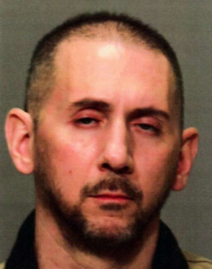 Daniel T. Linfante, 43, of Queens, N.Y., has been charged with first-degree manslaughter in connection with a fatal drug overdose last fall. Photo: Greenwich Police Department / Contributed Photo