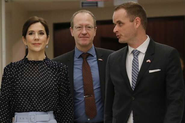 Ex Houstonian Current Crown Princess Of Denmark Returns To Texas