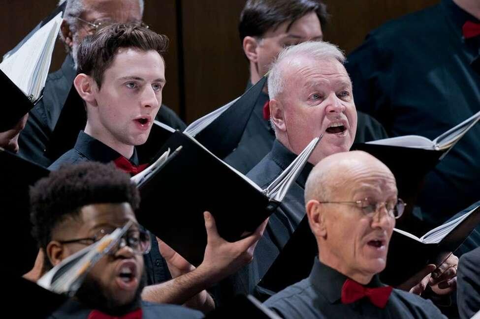 Crescendo singers (credit: Stephen Potter)