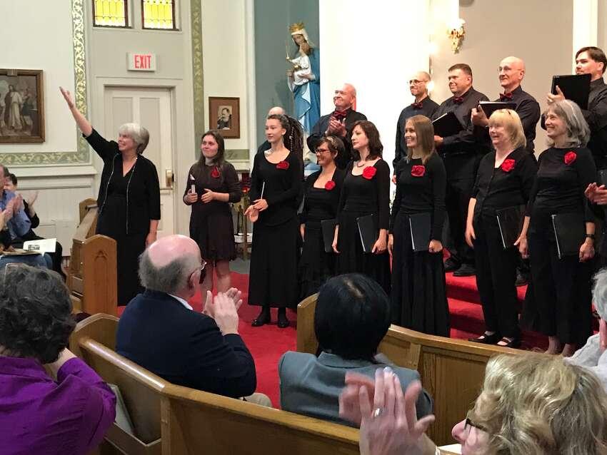 Crescendo Vocal Ensemble 2016 (credit: Stephen Potter)