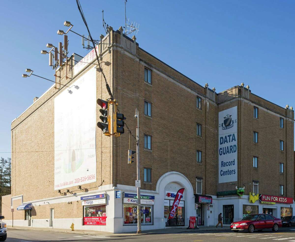 This building at 370 W. Main St., on the West Side of Stamford, has sold for $5.5 million.
