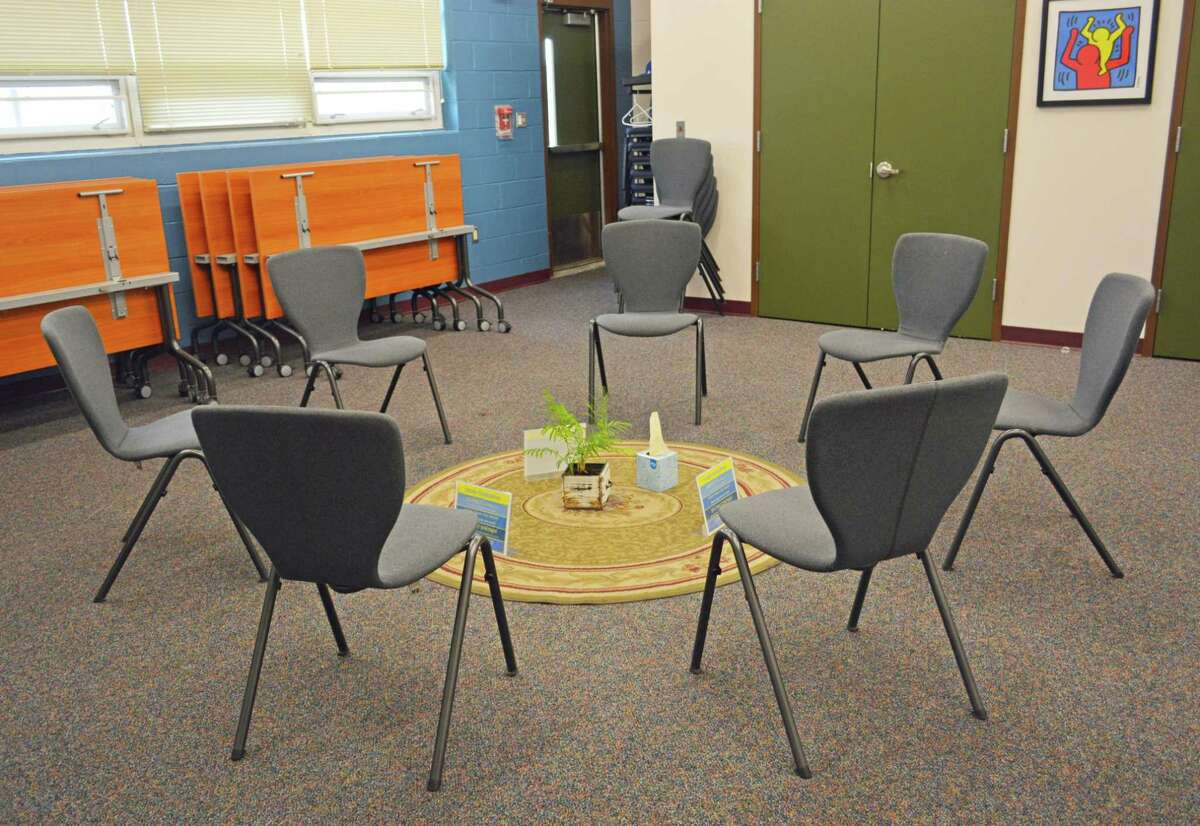 """Middletown Youth Services employs restorative practices to help students, both the offender and any victims, as well as family members in a """"circling"""" intervention program. It's a fundamental approach employed nationwide in lieu of punitive action, according to Superintendent Michael Conner."""