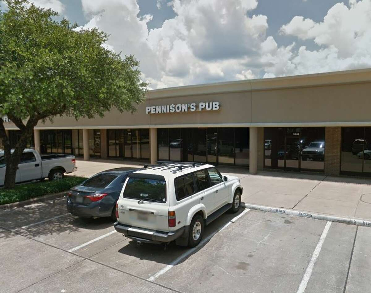 The Sugar Land Police Department responded to a call about 1 a.m. Wednesday, March 27 at Pennison's Sports Pub at 2446 Settlers Way Blvd.
