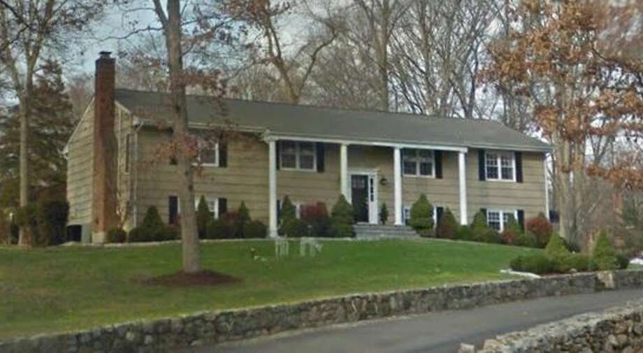 58 Bartlett Lane in Stamford sold for $750,000. Photo: Google Street View