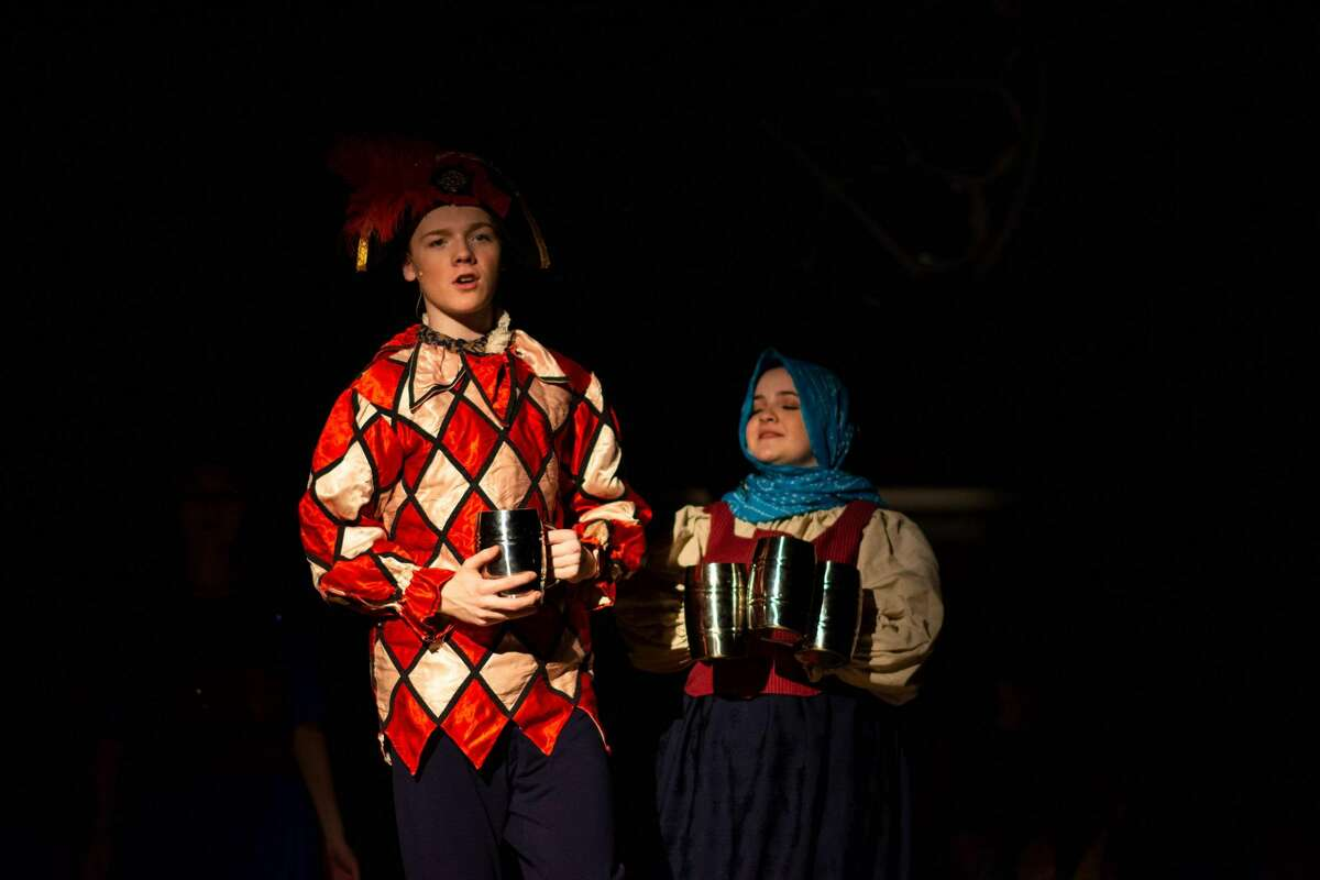 """Performances of Hudson Falls High School's """"The Hunchback of Notre Dame."""""""