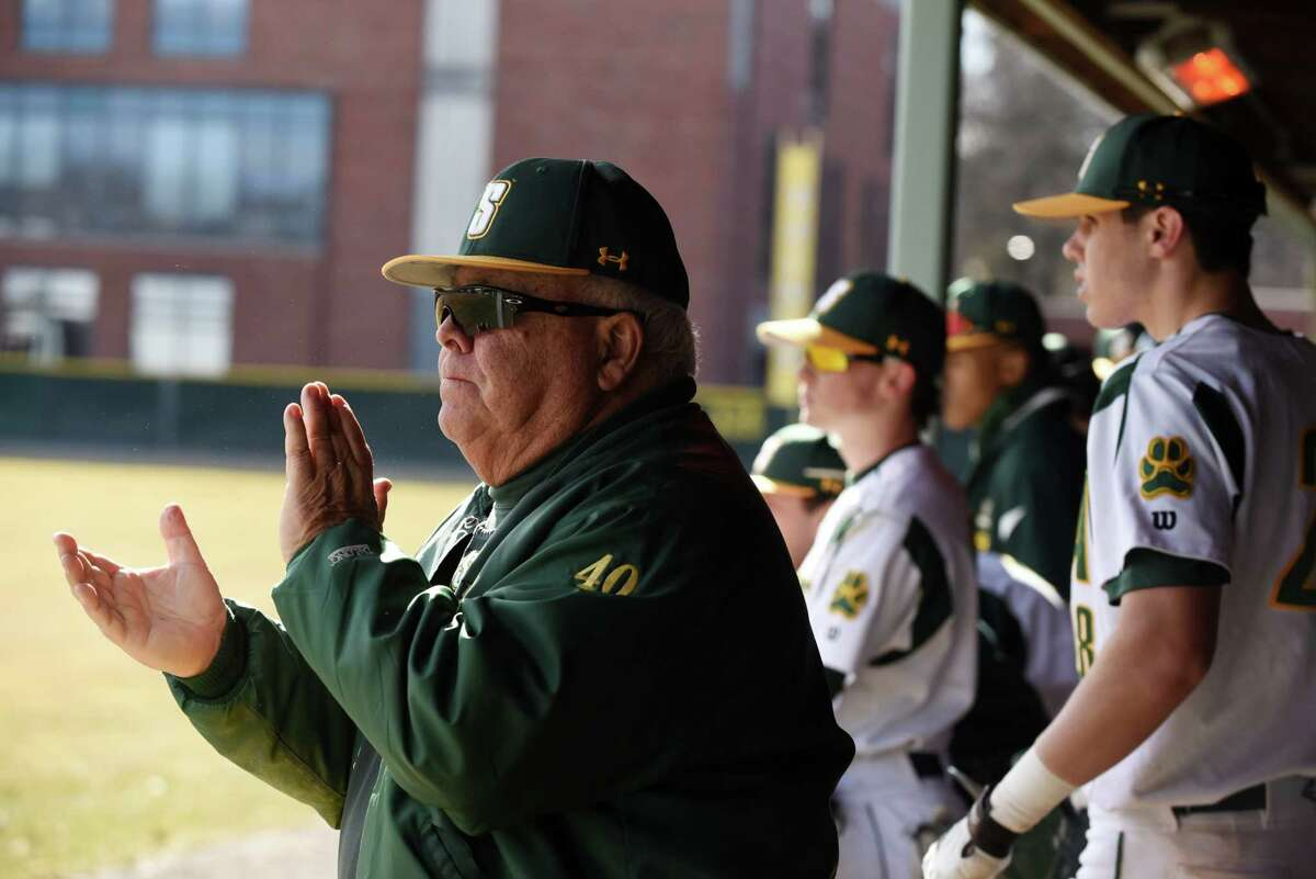 Siena College baseball coach Tony Rossi said he has used Hank Aaron often as an example to his teams. Aaron died Friday at 86. (Will Waldron/Times Union)
