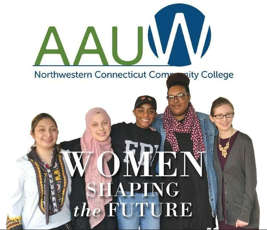 "The American Association of University Women (AAUW) of Northwestern Connecticut Community College (NCCC) are hosting a panel discussion on ""Women Shaping the Future"" with local community leaders on April 4 at 5 p.m. in the Draper Conference Center. The event is free and open to the public. Photo: Contributed Photo"