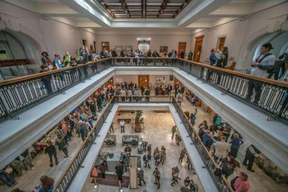Madison County Courthouse Photo: File Photo
