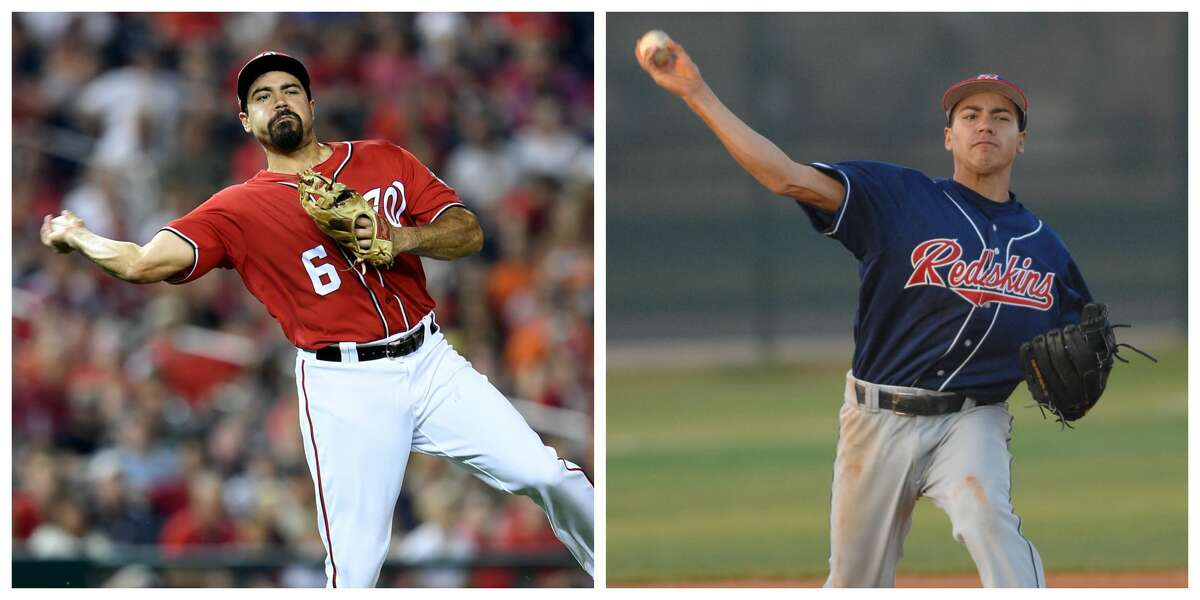PHOTOS: Former Houston area high school stars on Major League Baseball Opening Day rosters this season Anthony Rendon had a strong arm at Lamar High School (right) and an even stronger arm now that he's one of the elite third basemen in baseball with the Washington Nationals. Browse through the photos above for a look at all the former Houston area high school baseball stars who are on Opening Day rosters in the big leagues this year ...