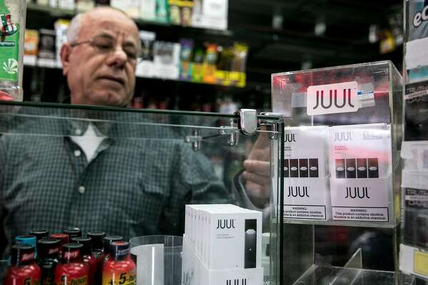 California lawmakers advance bill to ban sale of flavored Juul