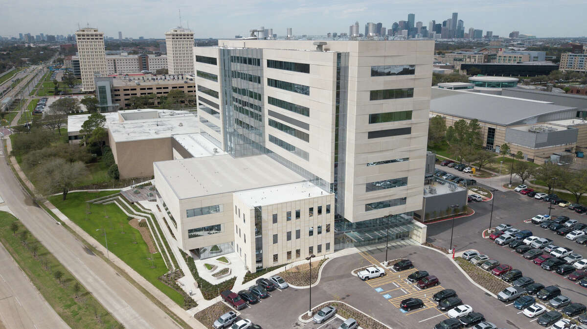 The University of Houston is opening a safety-net health clinic in Houston's Third Ward that will be housed in this building on campus.