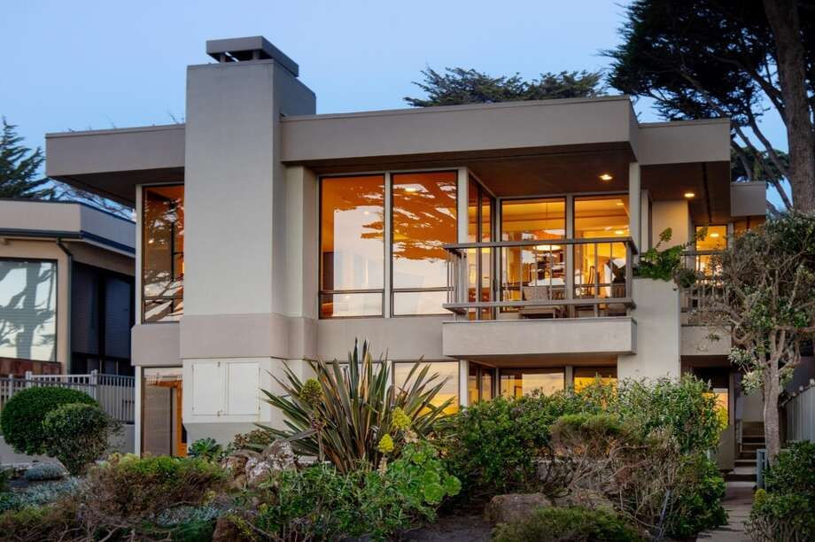 On the market for the first time since it was built in the late 1970s, this iconic Carmel Beach home could be yours for $10.5M Photo: Wayne Capili