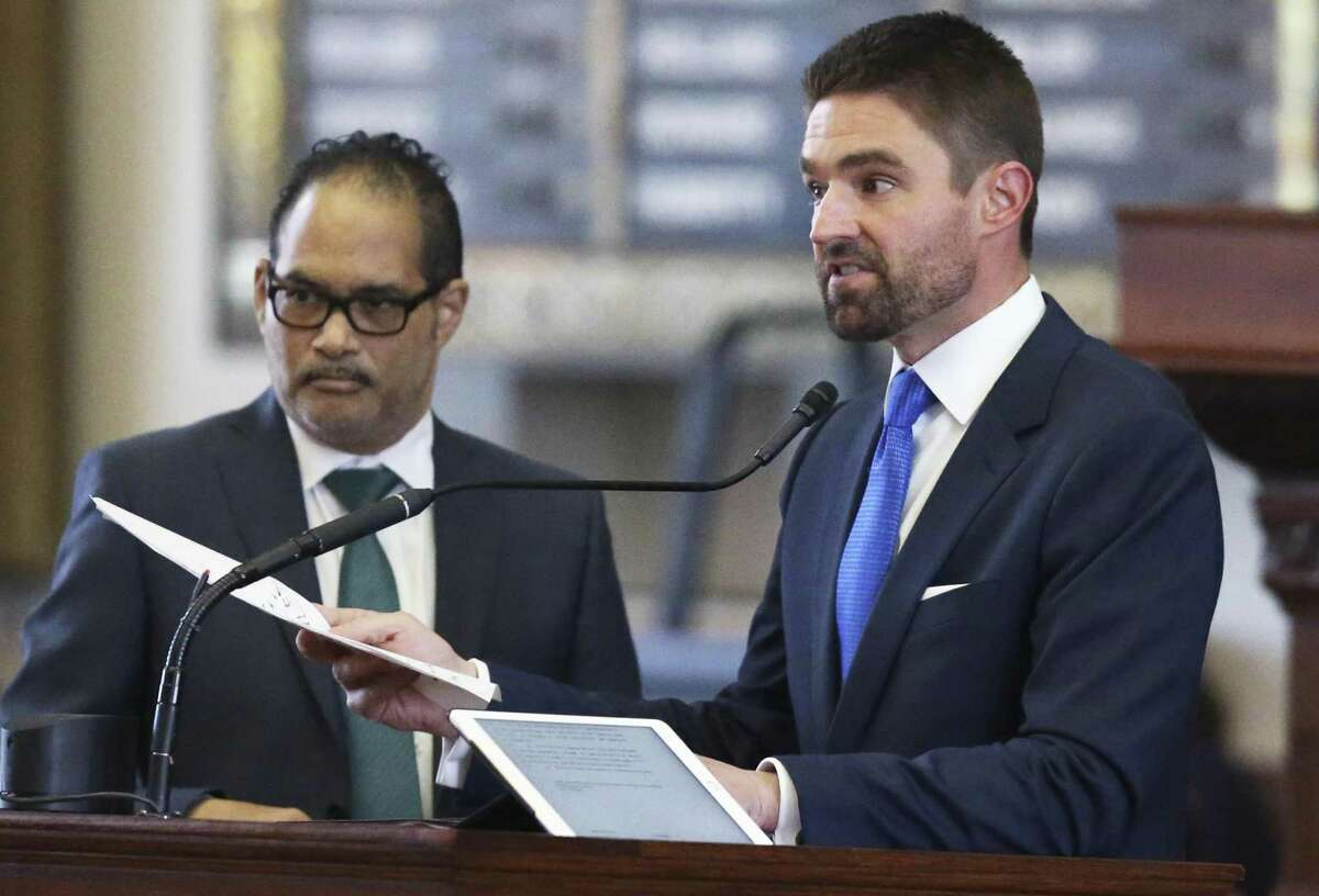 State Rep. Jeff Leach, R-Plano, said he would not allow a controversial abortion bill to leave his committee for a vote of the full House.