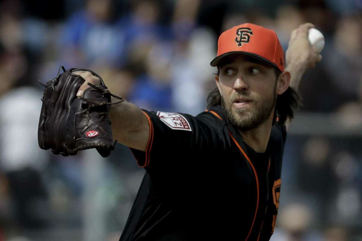 MadBum's a little more fearsome looking now, especially with three World Series championships to his name.