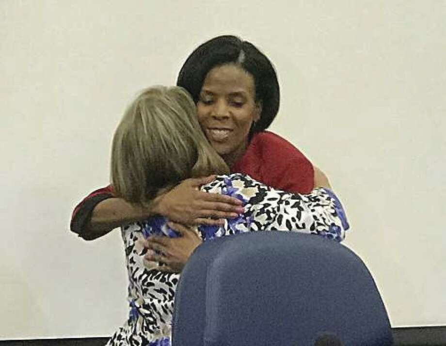Beaumont ISD announced Shannon Allen as the lone finalist for superintendent Wednesday.  Click through to see Region V superintendent salaries for the 2018-19 school year.