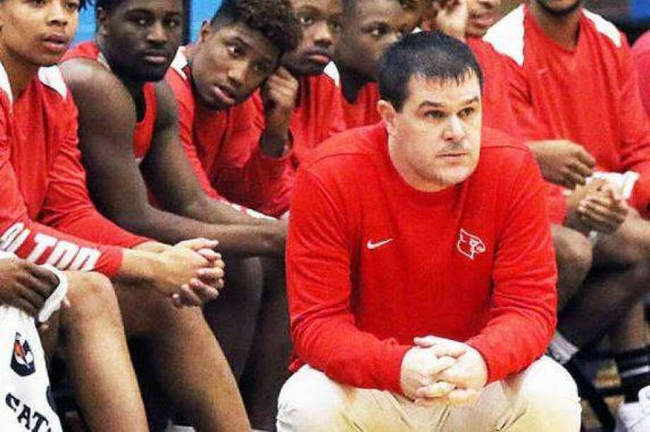 Eric Smith has stepped down as boys basketball coach at Alton High School. In seven seasons, Smith guided the Redbirds to a 133-76 record and three Class 4A regional championships.