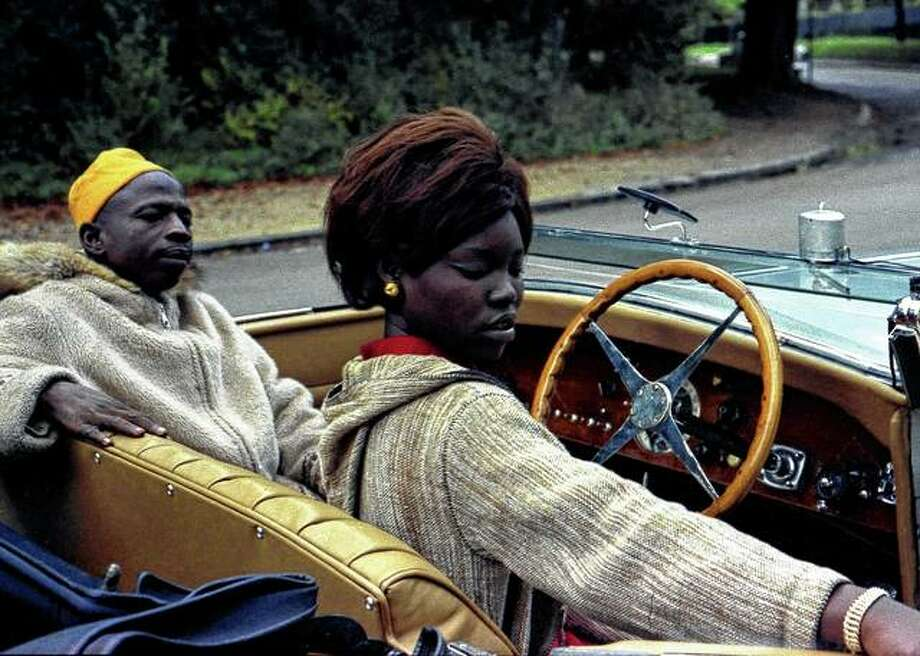 "The 1971 French comedy ""Little by Little"" is described as a subversive film disguised as a farce in which immigrants from Niger travel to Paris and live a lavish lifestyle while gaping at the paradoxes of Western society. Photo: Handout Photo 