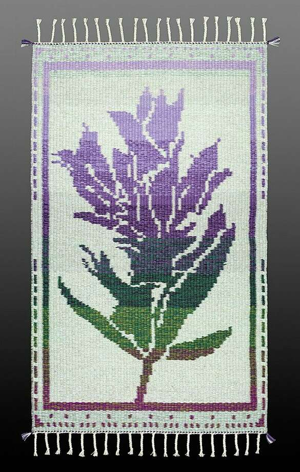 A Weaver's Journal of Endangered Wildflowers, an exhibit by Carol Irving, is on displayat Central Michigan University. (photo provided)