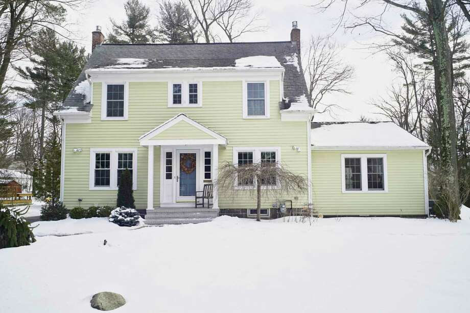 A view the home of designer Lee Owens and her husband on Tuesday, March 5, 2019, in Niskayuna, N.Y.  (Paul Buckowski/Times Union) Photo: Paul Buckowski / (Paul Buckowski/Times Union)