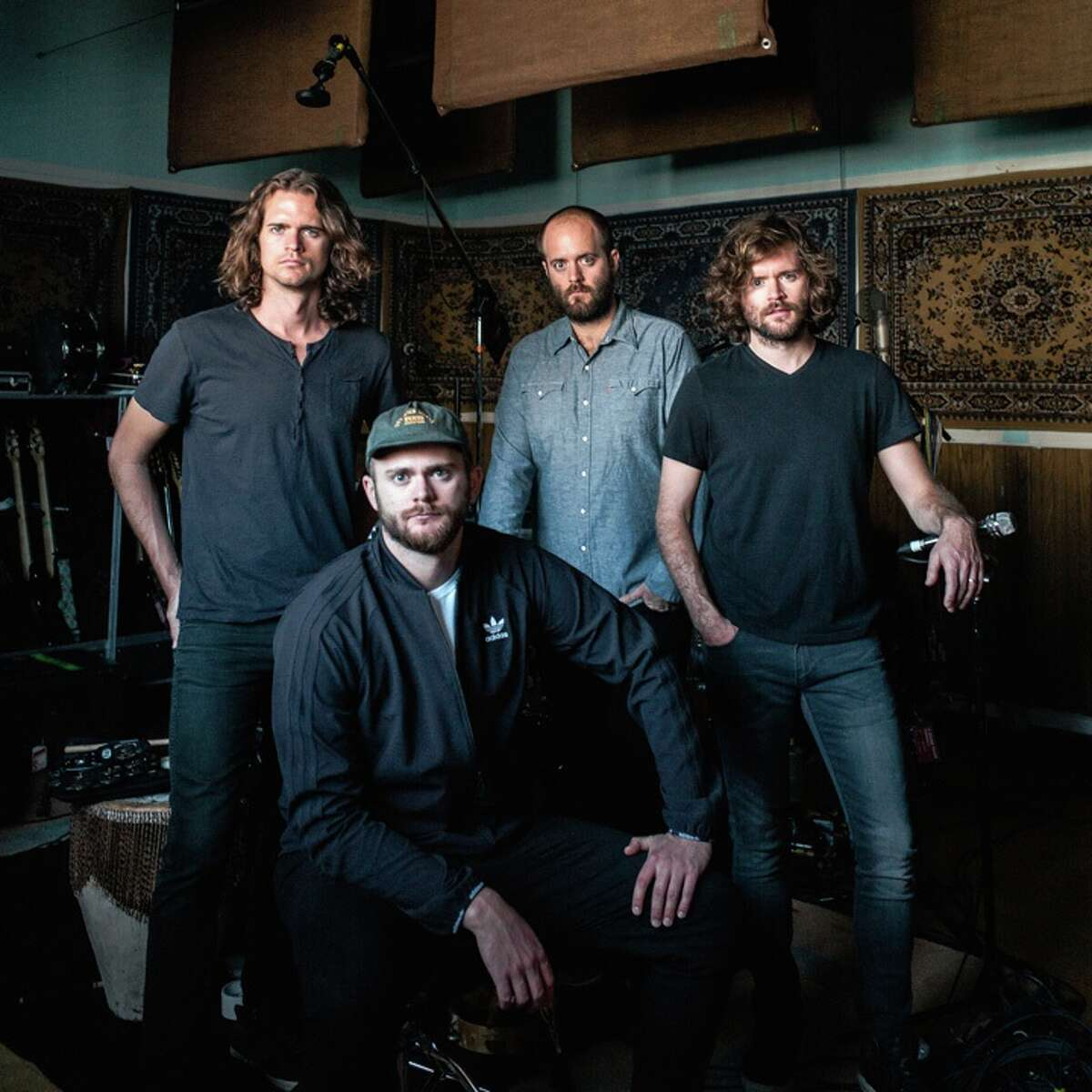 KONGOS headline the main stage at Albany's 71st annual Tulip Fest on Saturday, May 11, 2019.