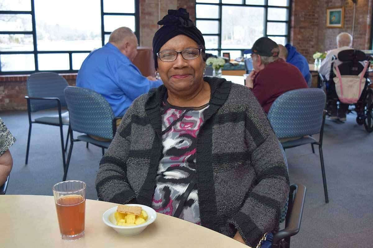 The River House Adult Day Center in Greenwich received a $54,000 grant from the Steven & Alexandra Cohen Foundation to fund meals.