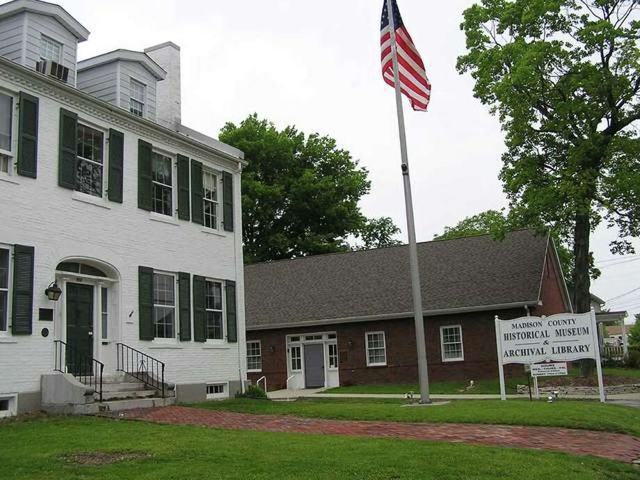 The Madison County Historical Museum and Archival Library. Photo: Courtesy Of Madison County Historical Society