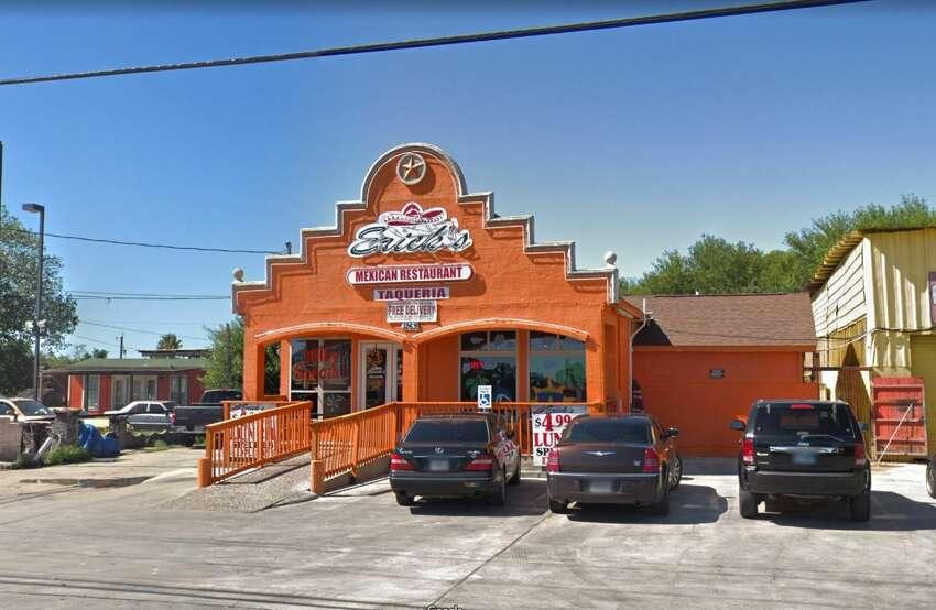 Erick's Tacos 12715 Nacogdoches Road