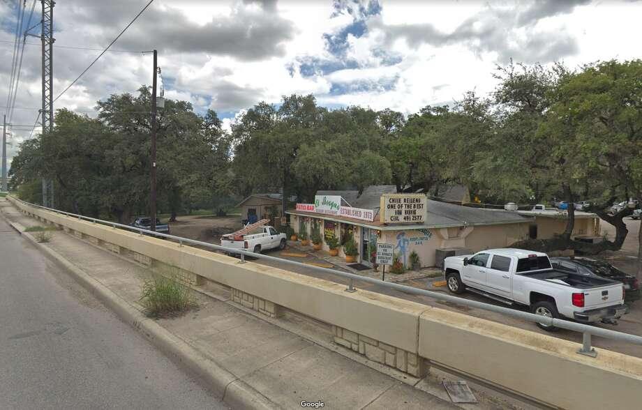 El Bosque 12656 West Ave.  7 Google Reviews - 4.4 Stars Photo: Google Maps