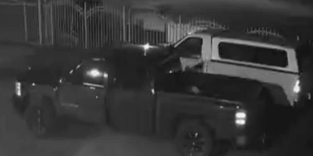 The Fort Bend County Sheriff's Office is asking the public for help in locating thieves who stole broke into a business and stole a trailer in the Sugar Land area onTuesday, Feb. 21, 2019.