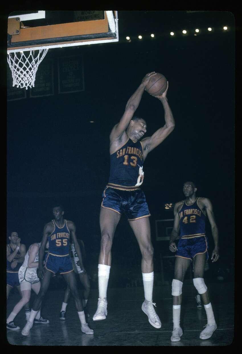 2. Wilt Chamberlain, San Francisco (1962-63) 3,586 points
