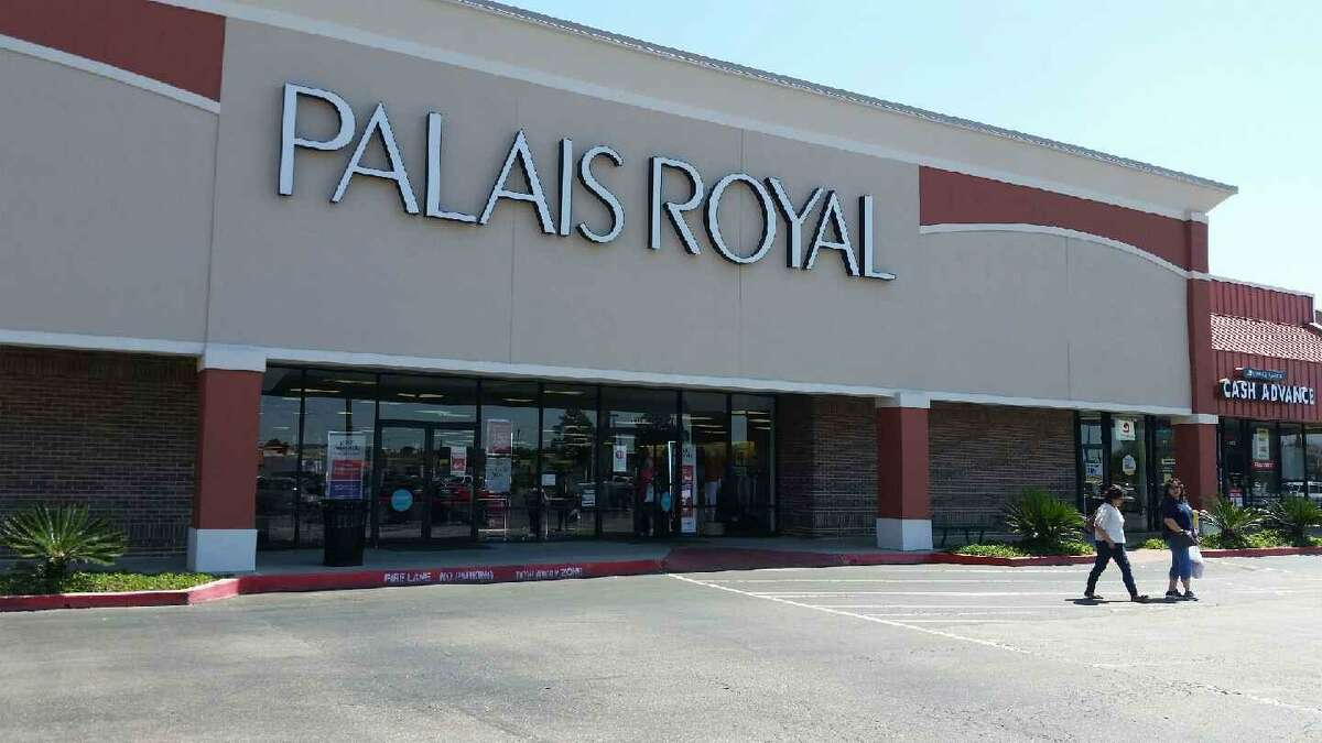 The Tomball location of Palais Royal at 27714 Texas 249 is one of six locations in the Houston area to team up with thredUP, an online consignment store, to benefit Girls Inc.