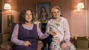 """""""The Act"""" on Hulu features Joey King as a teen, whose disturbing relationship with her mom Patricia Arquette, turns toxic, then deadly."""