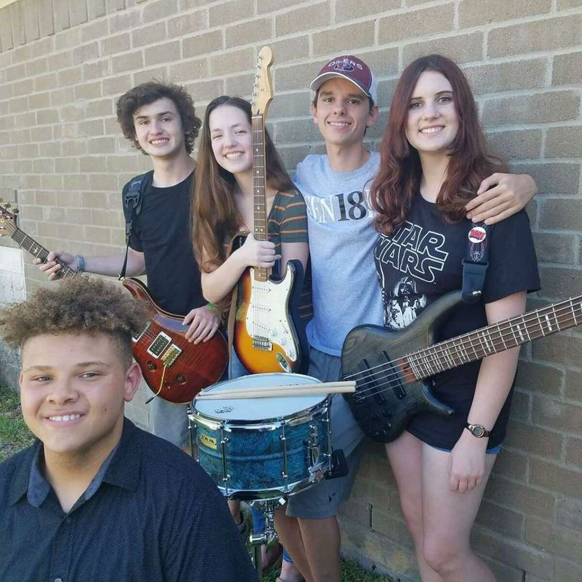 Nick and the Groove, a garage band from Clear Lake, will perform at the festival.