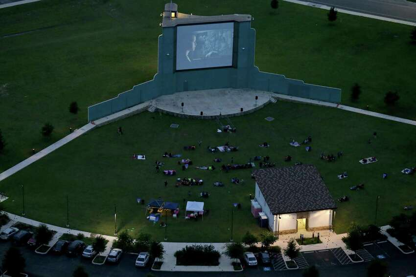 Slab Cinema Outdoor Movies: Slab Cinema provides free outdoor film screenings at various parks, college campuses and venues around San Antonio and surrounding areas. Multiple locations, visit slabcinema.com for movie schedule.