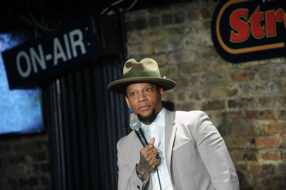 Comedian D.L. Hughley will be performing five stand-up shows when he comes to Bridgeport's Stress Factory Comedy Club April 4-6. Photo: Bobby Bank / Getty Images / 2018 Bobby Bank