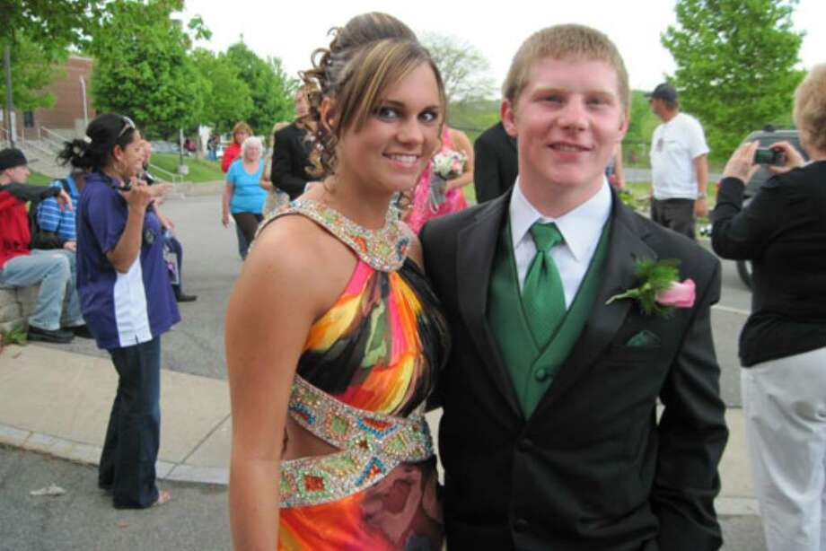 Were you seen at Duanesburg senior prom? Photo: Pamela Townsend