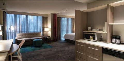 New hotels: Houston-IHG, Chicago-Hilton, New York-Ace, Nashville